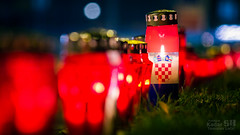 Noćna fotografija u Vukovarskoj