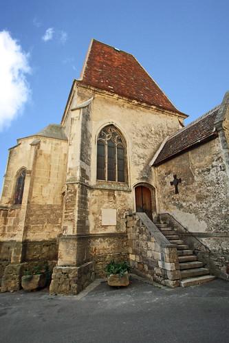 Perchtolsdorf. Martinikapelle, 1512