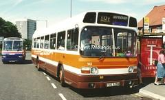 1525 TOE 525N (WMT2944) Tags: travel west toe wm national leyland midlands mk1 1525 wmpte yourbus 525n