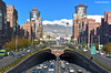 tehran هوای پاک تهران تونل توحید و خیابان نواب (Hadi Nikkhah) Tags: tehran تهران کوه میلاد تونل پاک توحید هوا نواب تمیز