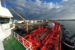 Tanker & Terminal (Gunnar Eide) Tags: ocean sea ship transport maritime shipping tanker tankers odfjell