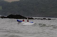 Wembury Bay (carolemason) Tags: sea rock boat devon wemburybay
