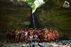 Escursione di gruppo alla Cascata di Cusano - Majella - Abruzzo - Italy