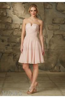 Mori Lee Bridesmaids Dress Style 31062