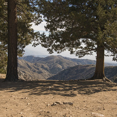 Coon Creek Cabin Recreational Area (san_bernardino_nf) Tags: california camping trees mountain snow mountains monument outdoors photo sand hiking picture dry evergreen drought wilderness nationalmonument sanbernardino forestservice sangorgonio sbnf sandtosnow coonscabin