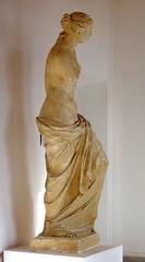 Museo arqueolgico; copia de la Venus de Milo. Plaka. Isla de Milos. Grecia (escandio) Tags: ciudad grecia plaka milos 2015 cicladas islademilos