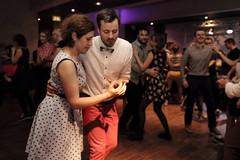 Świąteczny Swing w Skwerze 2015