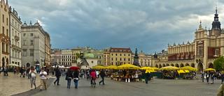 Kraków / Cracow 🌇 - panorama