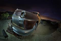 DeSoto Sunset (Aztravelgrl (Forgotten Places Photography)) Tags: california longexposure nightphotography usa lightpainting abandoned abandon desoto