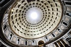 Pantheon (seleniamorgillo) Tags: pantheon roma cupola architettura luce