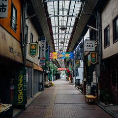 Tajimi_405 (Sakak_Flickr) Tags: gifu tajimi shotengai ginza shoppingarcade
