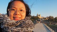 PA224191 (餅乾盒子) Tags: 法國 亞維儂 france avignon 夕陽 pont davignon saintbénezet 亞維儂斷橋 聖貝內澤橋 阿維尼翁橋