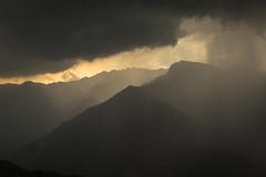 Himalayan Stormclouds (Stewart Miller Photography) Tags: storm himalaya nepal dhaulagiri