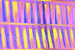Here comes the sun (Emmanuelle Baudry) Tags: art artwork abstract artsurreal abstrait artnumrique artdigital artfantasy lumire light jaune yellow rose pink emmanuellebaudry emart