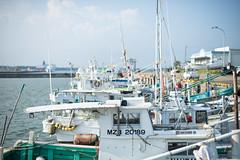 港 (23fumi@fuyunofumi) Tags: d600 nikon nokton voigtländernokton58mmf14slⅱ cosina 58mm boat ship harbor port miyazaki bokeh dof sea 海 港 船 ニコン コシナ