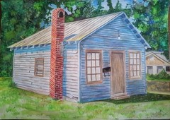IMG_20161107_121921 (ayshafawmy) Tags: cpm cpmartchallenge cpmoctoberartchallenge drawing littlebluehouse