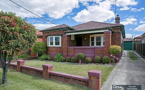 5 Bardwell Crescent, Earlwood NSW 2206