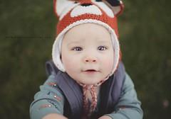 Bain (oneflashatatime) Tags: baby oneyearold babyboy walking milestone mom mother son fox fall autumn field babychompchomp teething teeth smiles eyes bigeyes love warm