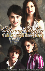 Harry Potter (caroliRodrigues-) Tags: fanfic capa hp harrypotter danielradcliffe bonnie rupert emma design wattpad