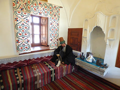 Konya - Mevlana Turbesi, museum, cell reconsruction (damiandude) Tags: rumi dervish sufi