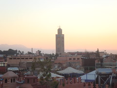 La_Koutoubia_from_the_Ryad_Ilayka_Belvedere,_Marrakech_5 (Abbey_L) Tags: lakoutoubia marrakech minaret morocco mosque tower