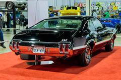 1970 Oldsmobile 442 W30 (Oldzzy) Tags: oldsmobile 442 w30 1970 automotive chicago musclecar