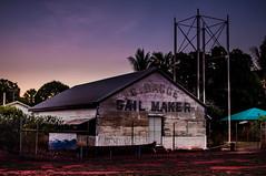 Sail maker (Richard Mart1n) Tags: broome travel landscape historic buildings western australia westernaustralia nikon d5000 awesome