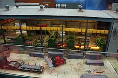 Stahlwerk H0  (28) (Rinus H0) Tags: modelspoor modeltreinen modelrailway modeltrains modelleisenbahn eurospoor 2016 utrecht nederland thenetherlands holland stahlwerk gerdotto steelmill scale schaal gauge h0 187 iron rust pipes cokes scrap furnace steel steelindustry