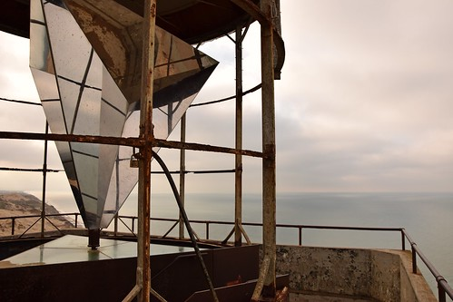 On the lighthouse of Rubjerg Knude