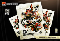 Home Party Flyer Template (AndyDreamm) Tags: bankroll beer bullets city concert flat gangsta gold hiphop hiphopparty home homeparty house houseparty hustler money monkeybox rap street streets swag trap trapparty underground
