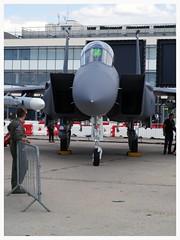 McDonnell Douglas F-15E Strike Eagle (Aerofossile2012) Tags: mcdonnell douglas f15e strike eagle avion aircraft fighter siae 2015 pas salon airshow lebourget