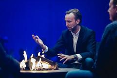 Slush16_c_Jussi_Ratilainen_5888 (slushmedia) Tags: finland helsinki messukeskus slush slush16 startup suomi johan ryman galadon niccolo maisto faceit ben holmes index ventures joona leppnen black stage