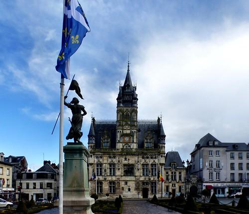 Compiègne - Hôtel-de-Ville