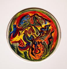 Jackson Pollock, Circle, c. 1938-41 (Sharon Mollerus) Tags: museumofmodernart newyork unitedstates cfp16
