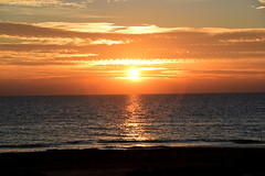 Every moment is a gift... (all one thing) Tags: happythanksgiving thanksgiving everymomentisagift sunset gulfofmexico water beach blessing light sun