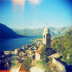 kotor (thomasw.) Tags: kotor montenegro balkan analog mf holga travel cross crossed europe europa 120