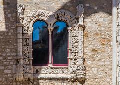 Lisboa / Lisbon / Lissabon: Igreja do Convento do Carmo (CBrug) Tags: museuarqueolgicodocarmo igrejadoconventodocarmo architektur architecture kirche church building gebude fenster window lisboa lisbon lissabon portugal estilomanuelino manuelinik manueline conventodocarmo
