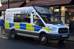 EX15LYW (Cobalt271) Tags: ex15ylw northumbria police ford transit 22 tdci 470 l4h3 psu proud to protect livery