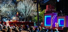 2016.12.01 Christmas Tree Lighting Ceremony, White House, Washington, DC USA 09326-2