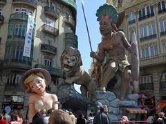 [みゅう]3月19日8名限定!ファジャスバレンシア火祭り(日本語アシスタント付き)