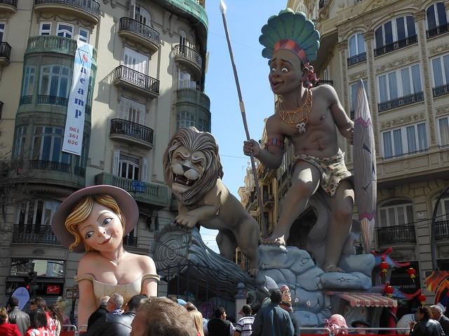 8名限定!「ファジャス」バレンシア火祭りツアー