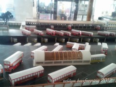 BEST Transport Museum, Anik, Wadala, Mumbai (Aditya Traveler, Explorer..) Tags: heritage scale buses vintage mercedes benz miniatures tata transport models best bombay era british maharashtra mumbai trams daimler leyland anik wadala