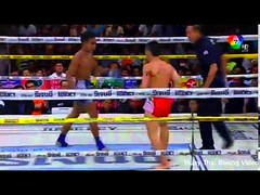 Muay Thai, Khunsueknoi Sitkaewpraphon Vs Thanasak Sitchiab 16 August 120lbs