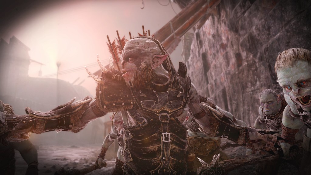 The World's Best Photos of shadow and shadowofmordor