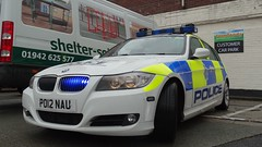 Merseyside Police | Traffic Car | BMW 330d estate | PO12 NAU (CobraEmergencyPhotos) Tags: car estate traffic police po bmw mp 12 nau merseyside trafficpolice 330d merseysidepolice bmw330d roadspolicingunit po12 po12nau