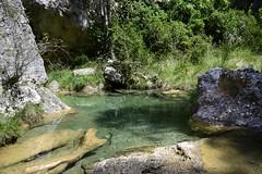 Parrizal de Beceite (Pilar Daz B) Tags: summer espaa water ro forest river relax landscape spain agua nikon peace paz paisaje bosque verano vegetacin 3100 nikon3100 d3100 nikond3100