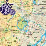 東京自転車グリーンマップの写真