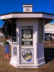 Terminus (jomak14) Tags: california people travels santamonica panasonic g2 microfourthirds lumixgvario1442f3556