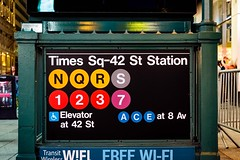 Times Sq-42 St Station (skippys1229) Tags: nyc newyorkcity newyork sign architecture brooklyn canon buildings subway bronx manhattan queens trainstation timessquare subwayentrance newyorknewyork 42ndstreet 2015 70d canon70d