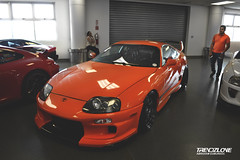 Toyota Supra MK4 (Abraham Esmurdoc) Tags: orange turbo single toyota ff lowered supra mk4 2jz stanced